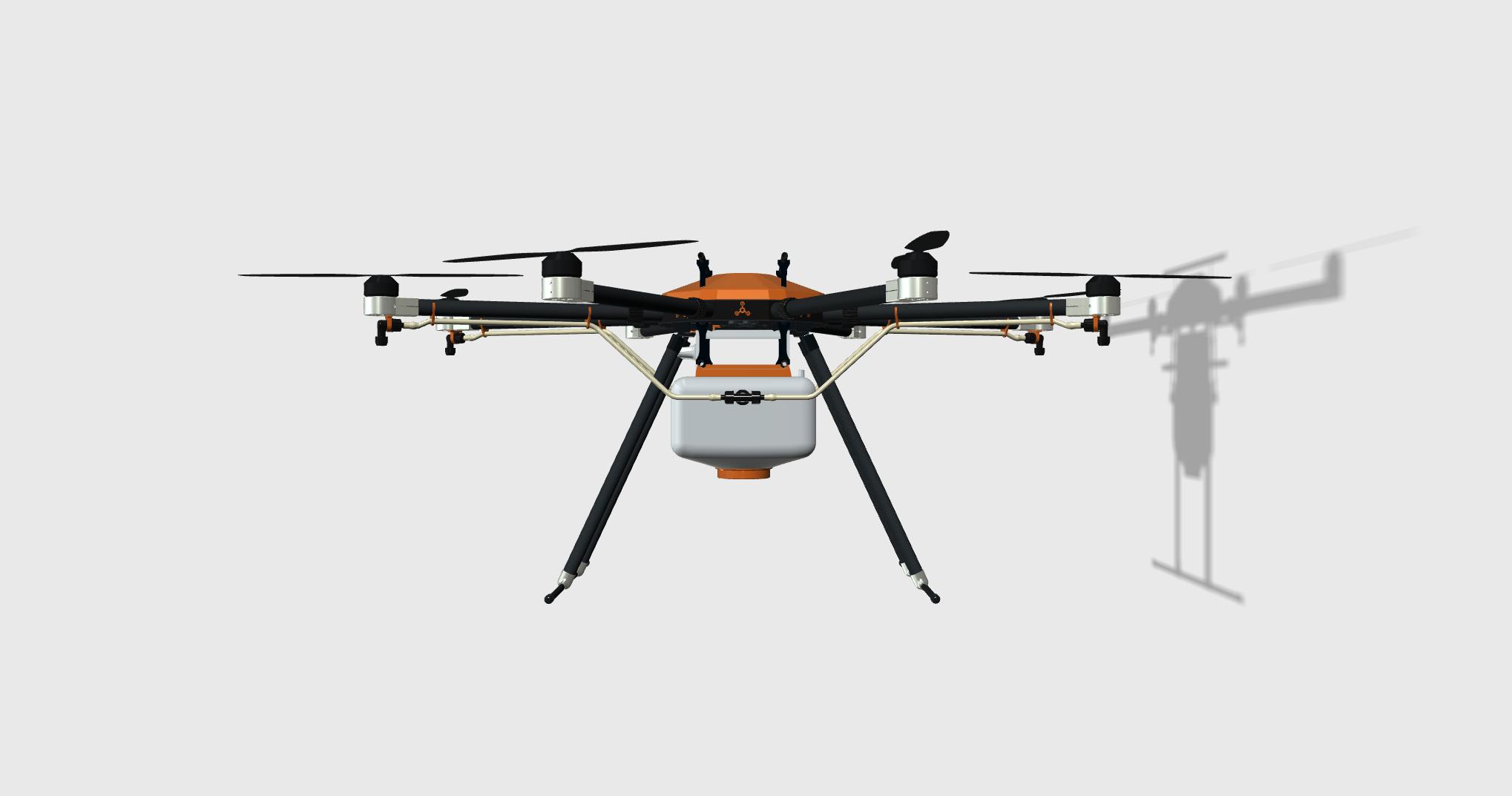 Modelo RL8 1500 AG