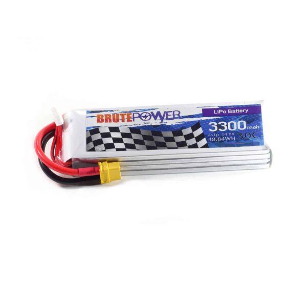 Batería LIPO Brutepower 4S 3300mah 30C