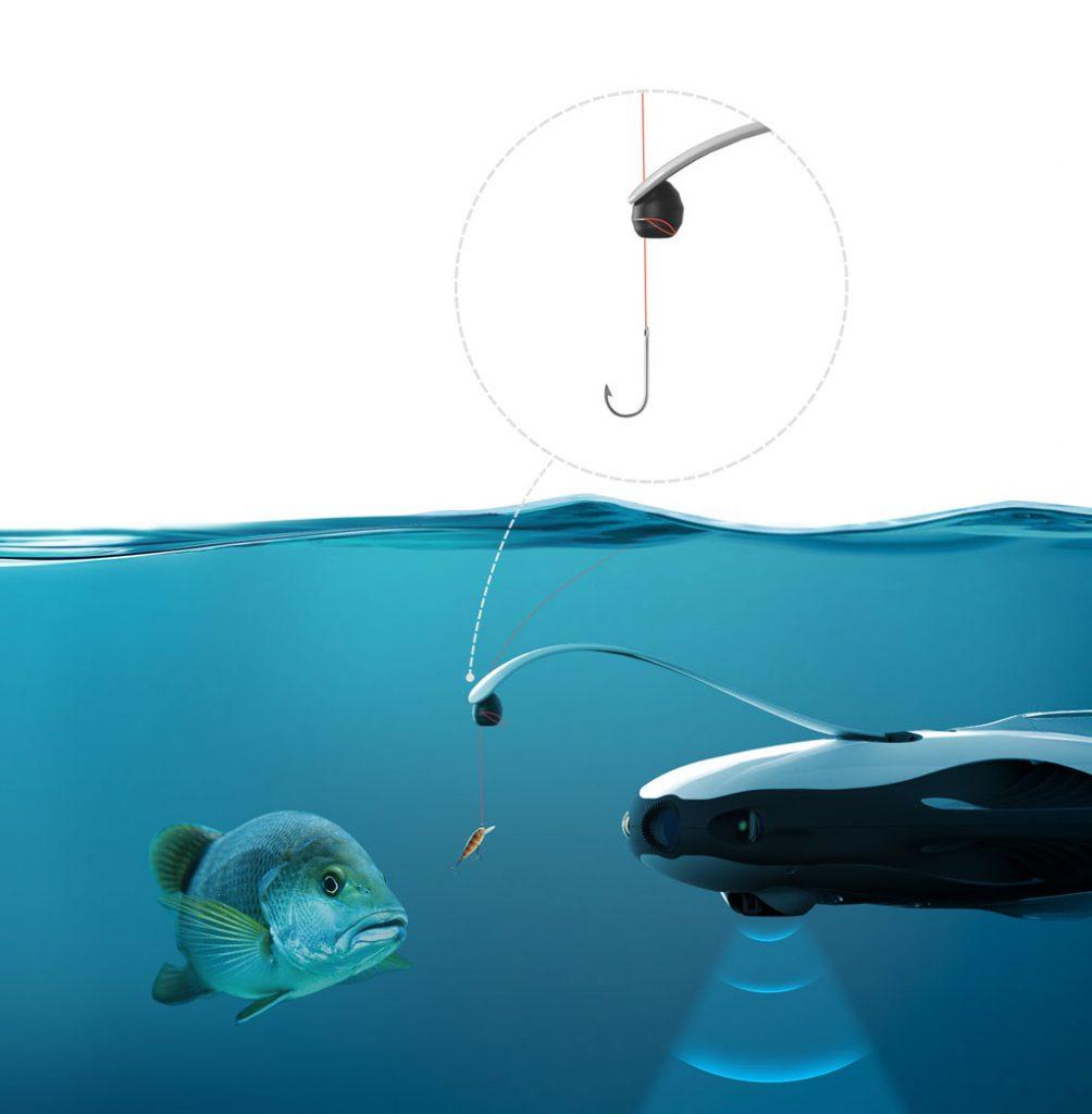 PowerRay. El drone submarino de PowerVision con imagen en 4K