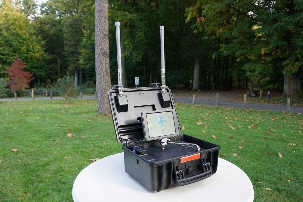 AeroScope, EL localizador de drones de DJI