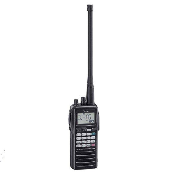 Radio de banda aérea Icom IC A6E