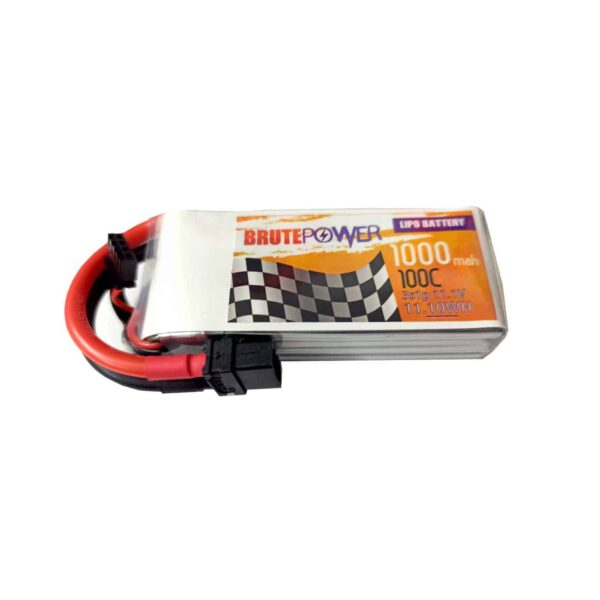 Batería LIPO Brutepower 3S 1000mah 100C
