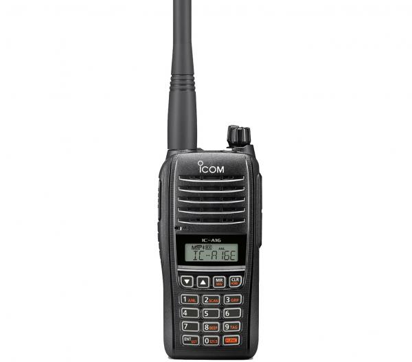 Radio de banda aérea