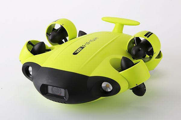 Comprar dron submarino