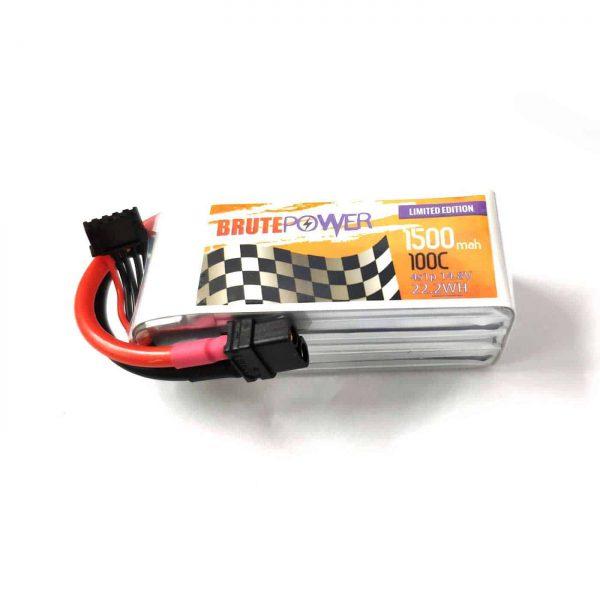 Bateria para drones de carreras