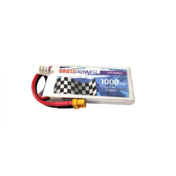 Bateria lipo 2s 1000