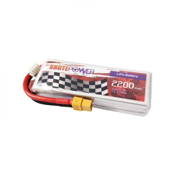 Bateria lipo Brutepower 3s 2200