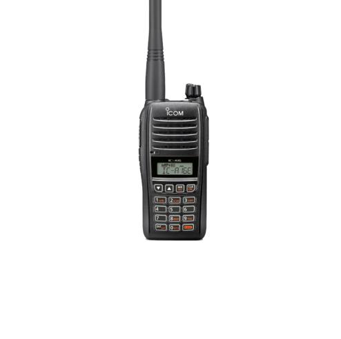 Emisora de banda aérea ICOM