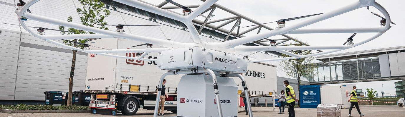Volocopter_DB_Schenker_VoloDrone