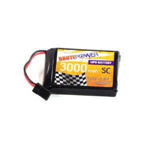 Batería LIPO 1S 3000mah para Sanwa MT44