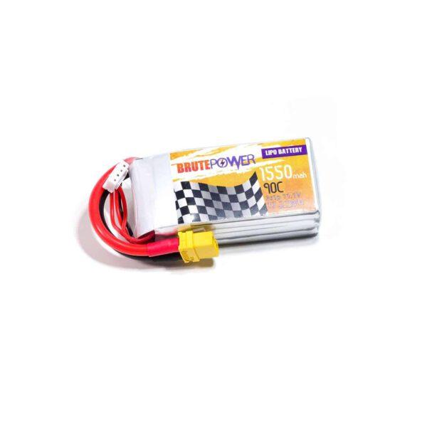 Batería LIPO 3s 11.1V 1550mah 90C