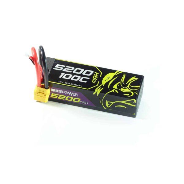 Batería LIPO 3s 11.1V 5200mah 100C